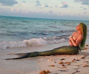 mermaid and nickiminaj image