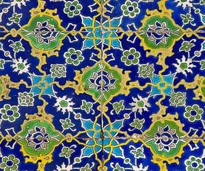 geometric, mosaic, and pattern image