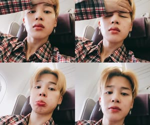 kpop, jimin, and selca image