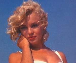 Marilyn Monroe, vintage, and icon image