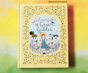 anne of green gables, books, and bibliophile image