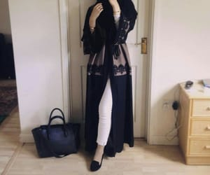 arab, fashion, and outfit image