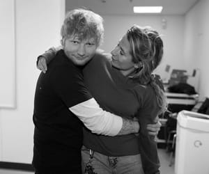 couple, ed sheeran, and love image
