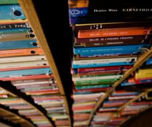 bibliophile, bokeh, and book image