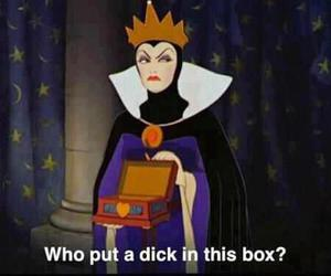 box, dick, and Queen image