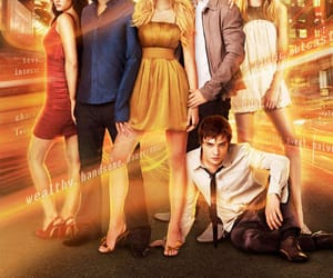 Chace Crawford, kristen bell, and leighton meester image