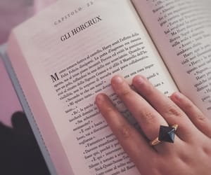 amazing, book, and harry potter image