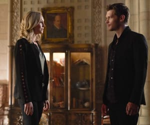 caroline forbes, klaroline, and The Originals image