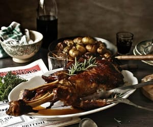 easter, lamb, and potato image