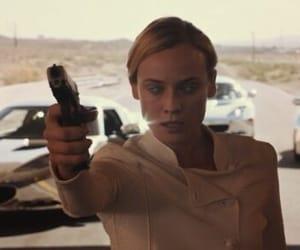 gun, the seeker, and diane kruger image