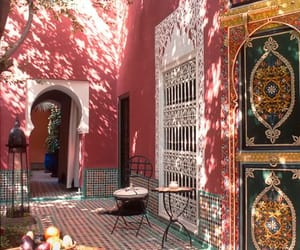 travel, morocco, and summer image