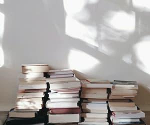 aesthetic, random, and books image