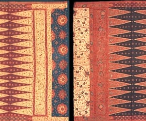 antique, batik, and indonesia image