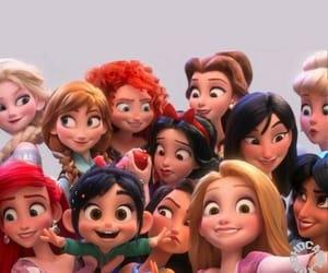 princesas, princess, and fondos image