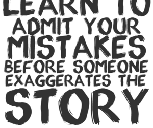 mistakes, quotes, and story image