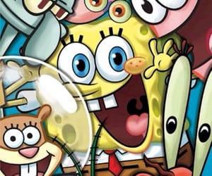 spongebob and wallpaper image