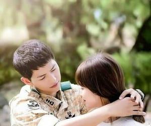 love, song hye kyo, and song joong ki image