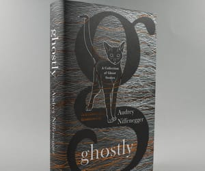 ghostly, bibliophile, and read image
