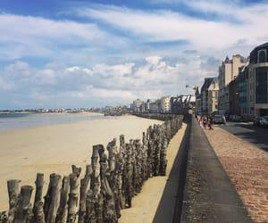 beach, travel, and beautiful image