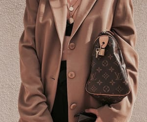 fashion, luxury, and brown image