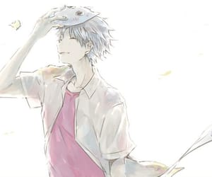 anime, boy, and mask image