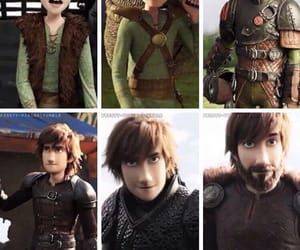 dreamworks, hiccup, and how to train your dragon image