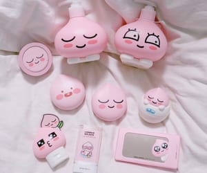 cute, pink, and adorable image