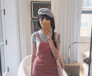 soft, ulzzang, and cute image