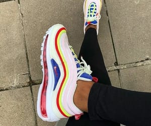 nike, sneakers, and nike shoes image