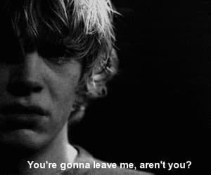 american horror story, tate, and sad image