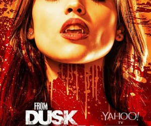 poster, from dusk till dawn, and tv show image