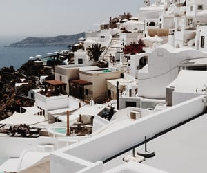 chic, Greece, and luxury image