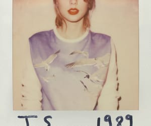 1989, album cover, and Taylor Swift image