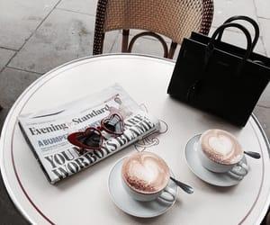 coffee, morning, and bag image