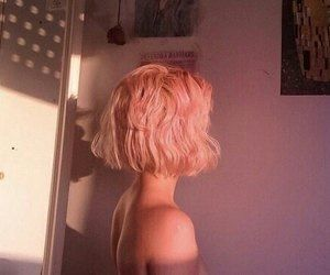 cut, hair, and inspiration image