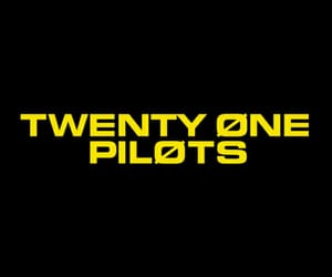 trench, yellow, and twenty one pilots image