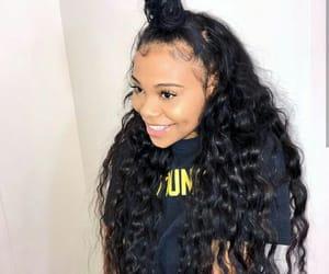 hair, cute, and shyk image