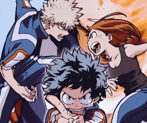 my hero academia, boku no hero academia, and anime image