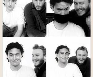 heath ledger and Joseph Gordon-Levitt image