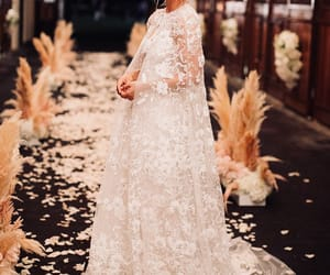 beauty, bridal, and cape image