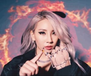 CL, gif, and chaerin image