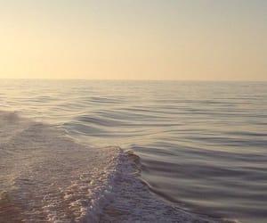 sea, beach, and aesthetic image