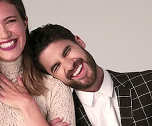 mandy moore, darren criss, and criss colfer image