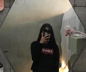 dark, fashion, and feed image