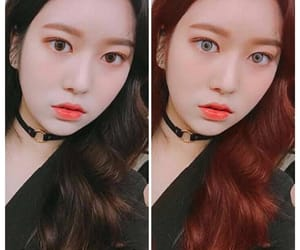 edit, kpop, and momoland image