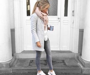 fashion, grey, and gris image