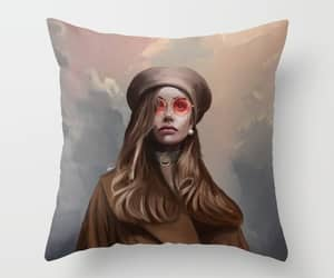 pillow, throw pillows, and pillow cover image
