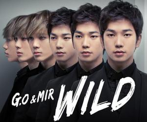 mir, mblaq, and wild image
