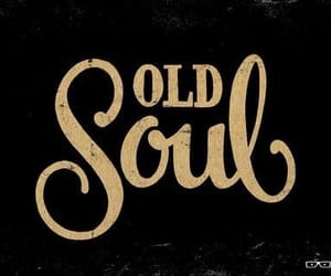 article, playlist, and old soul image