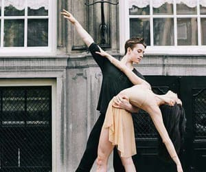 ballet, dance, and couple image